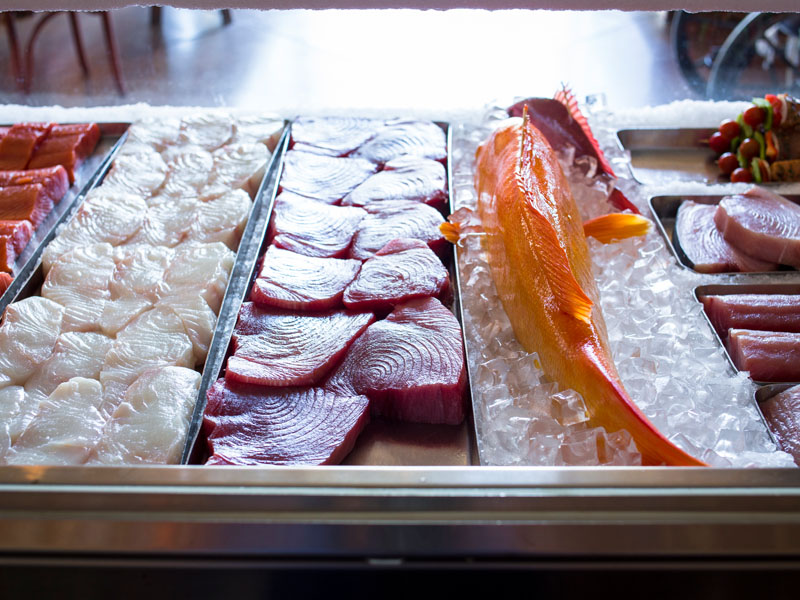 Fish Market – Wide Selection